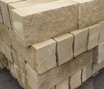 140mm cropped walling stone